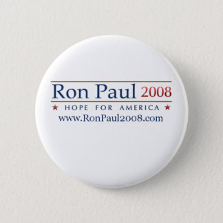 Badge Bouton de Ron Paul 2008