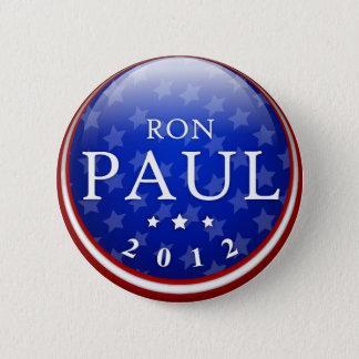 Badge Bouton de Ron Paul 2012