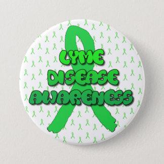 Badge Bouton de ruban de conscience de la maladie de