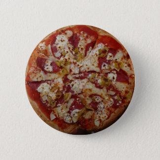 Badge Bouton de Rustica de pizza
