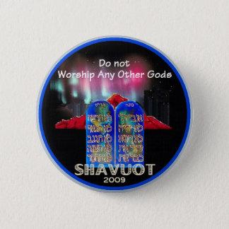 Badge Bouton de SHAVUOT