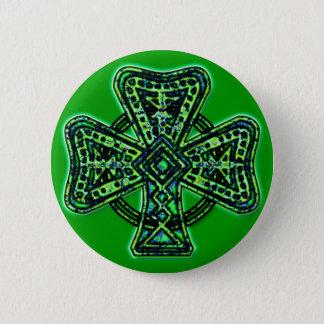 Badge Bouton de St Patrick