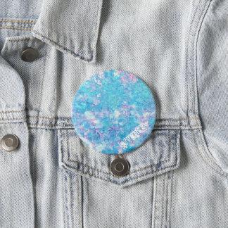 Badge Bouton de sucrerie de coton par le kit Casey