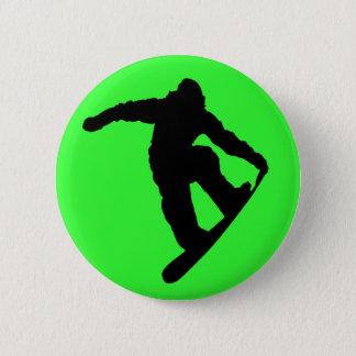 Badge Bouton de surfeur