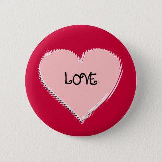Badge Bouton de talent de Saint-Valentin
