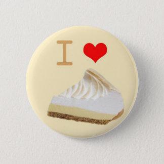 Badge Bouton de tarte d'I <3 Lemmon
