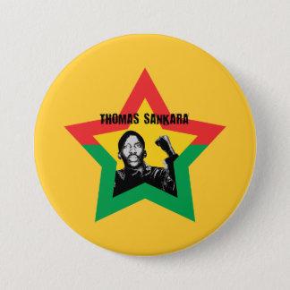 "Badge Bouton de Thomas Sankara ""Che"""