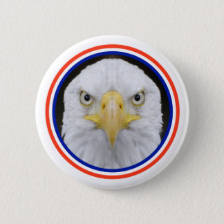 Badge Bouton d'Eagle