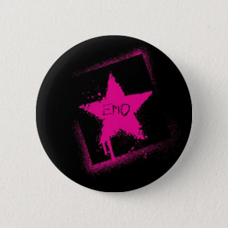 Badge bouton d'emo