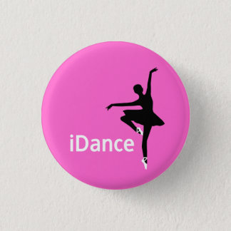 Badge bouton d'iDance (je danse)