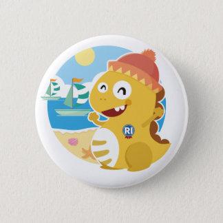 Badge Bouton d'Île de Rhode VIPKID