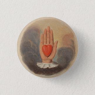 Badge Bouton disponible de coeur de camarades impairs