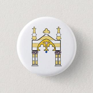 Badge Bouton éclectique de Chambres de Robert Venturi (2