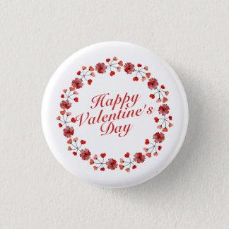 Badge Bouton floral de Pin de la guirlande | de