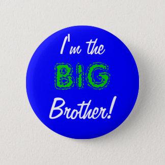 Badge Bouton/goupille de frère