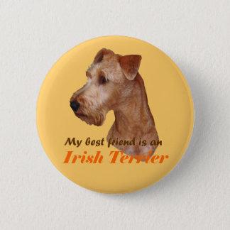 "Badge Bouton «irlandais terriers """