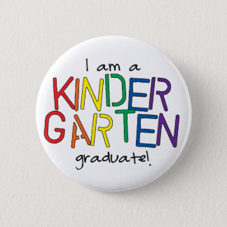 Badge Bouton licencié de jardin d'enfants