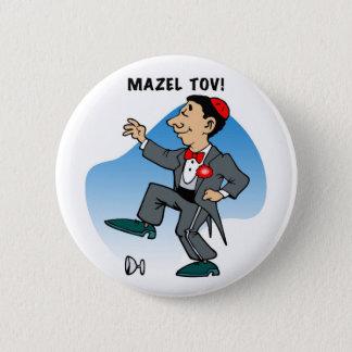 Badge Bouton : Mazal Tov
