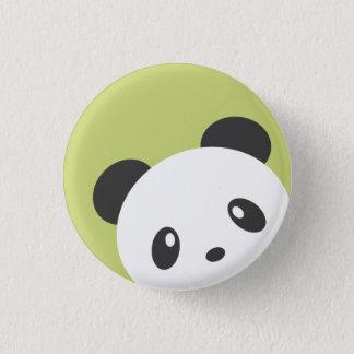 Badge Bouton mignon de panda