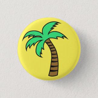 Badge Bouton mignon de Pin d'insigne de palmier