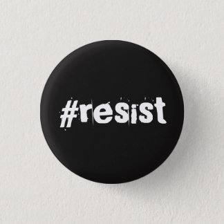 Badge Bouton officiel de #RESIST