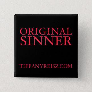 Badge Bouton original de Sinner