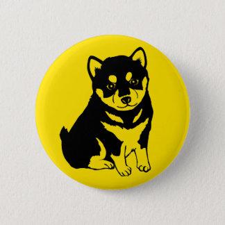 Badge Bouton rond de l'année 2018 chinois de chien de
