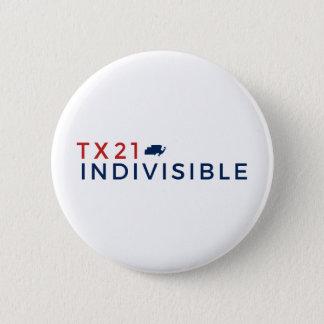 Badge bouton rond de pouce de 2 ¼