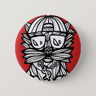 """Badge Bouton rond """"d'évolution de dopant"""""""