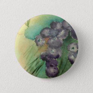 Badge Bouton rond standard avec l'aquarelle originale