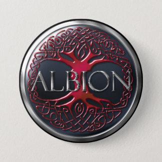 Badge Bouton rouge du rouge HMA Albion
