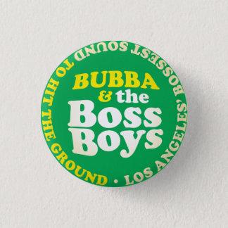 Badge Bouton sain de garçons de patron de patron