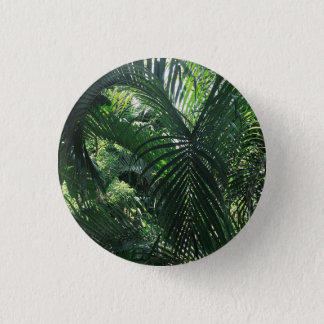 Badge Bouton vert de palmier