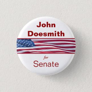 Badge Boutons de campagne politique