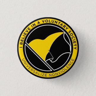 Badge Boutons de Voluntaryist