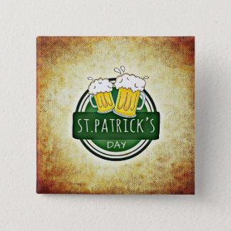 Badge Boutons du jour de St Patrick