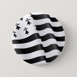 Badge Breton de Drapeau (drapeau breton)