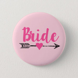 Badge Bride|Team Bride|Pink
