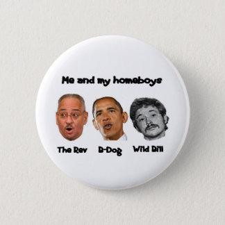Badge Cabinet d'Obama