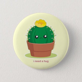 Badge Cactus isolé