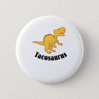 Badge Cadeau drôle de taco de T-Rex de dinosaures de