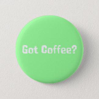 Badge Cadeaux obtenus de café