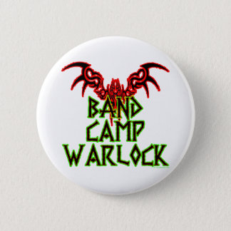 Badge Camp Warlock de bande