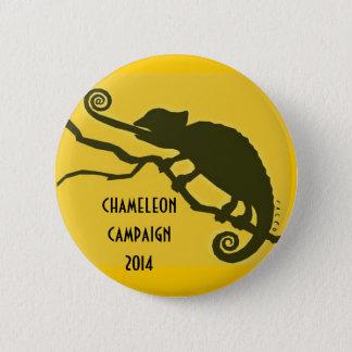 Badge Campagne 2014 de caméléon