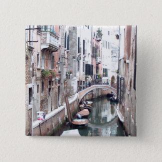 Badge Canal de Venise