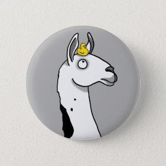 Badge Canard de lama de lama… ?