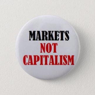 Badge Capitalisme des marchés pas