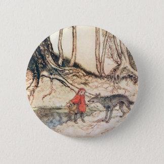 Badge Capuchon rouge