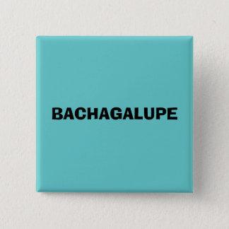 BADGE CARRÉ 5 CM BACHAGALUPE
