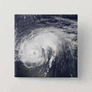 Badge Carré 5 Cm Ouragan Danielle